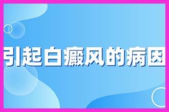 郑州西京口碑优-了解白癜风患病因素